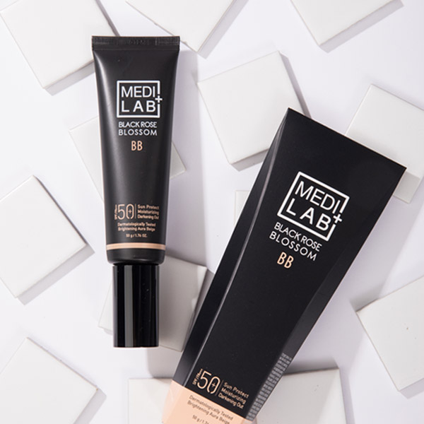 [DAYCELL] MEDI LAB Black Rose Blossom BB Cream 50g, SPF 50+/PA+++