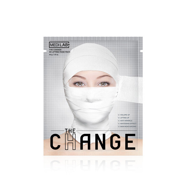 [DAYCELL] MEDI LAB The Change 3D Lifting Mask Pack 35g