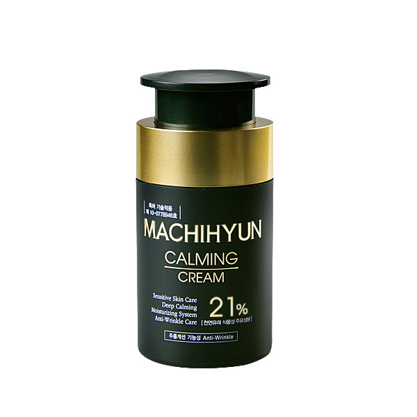 [DAYCELL] MACHIHYUN 12 Calming Cream 50ml