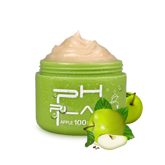 [DAYCELL] pH Plan Apple 100 Scrub 100ml
