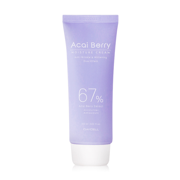 [DAYCELL] Acaiberry Antioxidant Moisturizing Cream 100ml