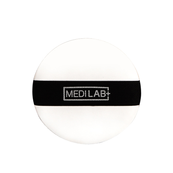 [DAYCELL] MEDI LAB Black Rose Ampoule Cushion Puff