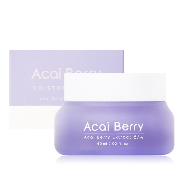 [DAYCELL] Acaiberry Antioxidant Moisturizing Cream 60ml