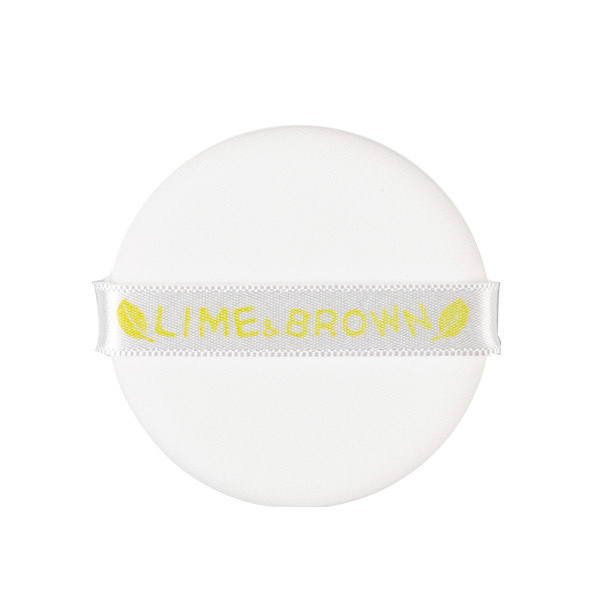 [DAYCELL] Lime&Brown Baby Sun Cushion Puff