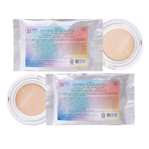 [DAYCELL] THE ARTCELL Aurora Pearl Tension Cushion, Brightening effect 16g (Refill)