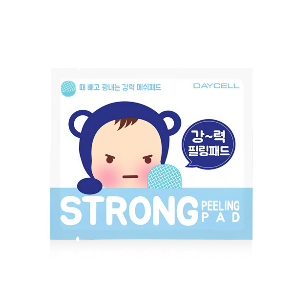 [DAYCELL] Strong Peeling Pad 7ml x 10ea, PHA Exfoliating