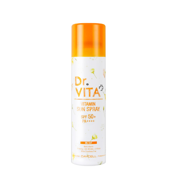 [DAYCELL] Dr.VITA Vitamin Sunscreen Spray 150ml, SPF50+/PA++++