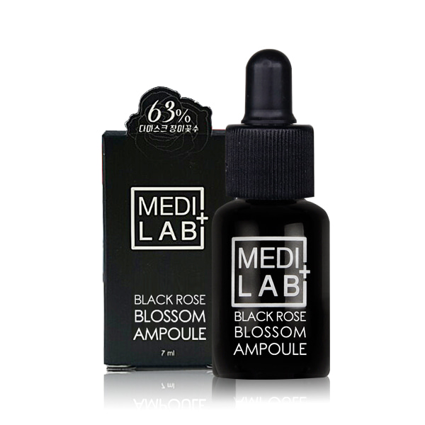 ★EXP: 18 NOV 2019★[DAYCELL] MEDI LAB Black Rose Blossom Ampoule 7ml