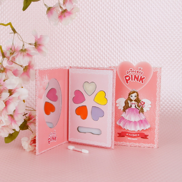 [DAYCELL] princess PINK Kids Palette 5g