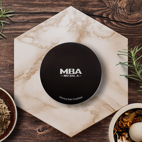 [DAYCELL] MBA MoBalA Derma Hair Cushion Cover Up 15g